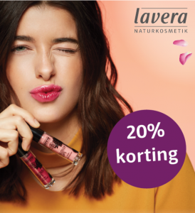 Lavera make up 20%